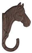 Cast Iron Horse Head Hook