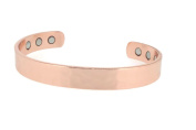 Genuine Copper Magnetic Bio Therapy Healing Bangle Bracelet For Arthritis Pain
