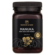 Watson And Son Manuka Honey - Mgs 12+ - 500g
