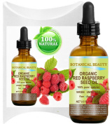 Botanical Beauty Red Raspberry Seed Oil Organic. 100% Pure / Natural / Undiluted