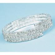 Spiral Diamante Bracelet