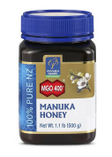 Manuka Health Mgo 400 Manuka Honey, 500g