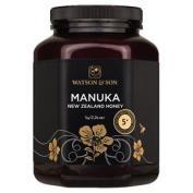 Watson And Son Manuka Honey - Mgs 5+ - 1kg