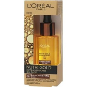 L'oreal Nutri Gold Extraordinary Ultra Nourishing Face Oil For Dry Skin 30ml. Fr