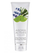 Aroma Actives Skincare Deep Cleansing Purifying Clay Mask - Problem Skin - 100ml