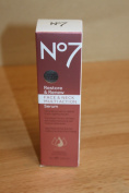 Boots No.7 Restore & Renew Face & Neck Multi Action Serum - 30ml New