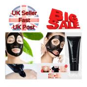 Blackhead Remover Deep Cleansing Face Mask Pore Peel Acne Peel Off Oil Black 60g
