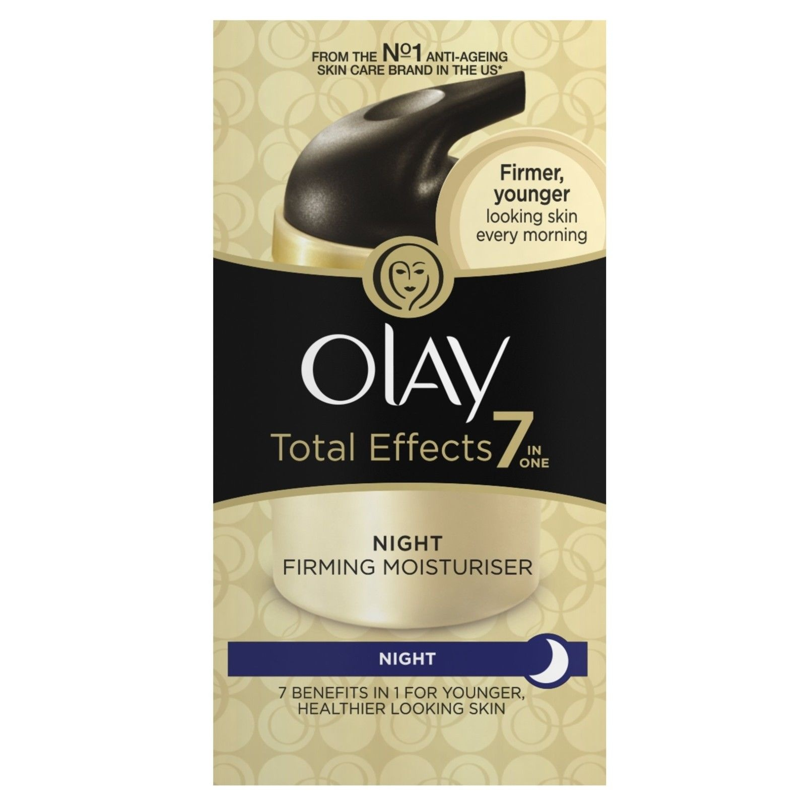 Olay Total Effects 7 Beauty Buy Online From In One Anti Ageing Night Cream 50gr