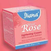 Diana Wild Rose Skin Lightening Beauty Cream 30g - By Elysee Star - Reduces &