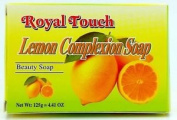 Royal Touch Lemon Complexion Soap 125g One Bar