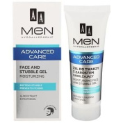 Oceanic Aa Men Advanced Care Face And Stubble Moisturising Gel 50ml