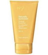 No7 Naturally Sunkissed Gradual Facial Tan Sp15 - 50ml