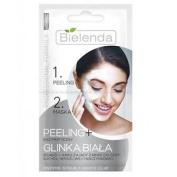 Bielenda Professional Formula Enzymatic Peeling White Clay Mask 2in1 2x5g