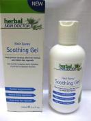 Skin Doctor Herbal Hair Away Soothing Gel Removal 100ml New Soothes Moisturies