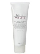 Natio Ageless Dual Action Cleanser And Exfoliator 75g