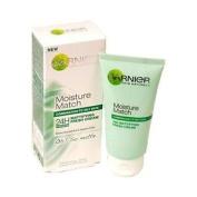 ** Garnier Moisture Match 24h Mattifying Fresh Cream Combination Skin New 50ml