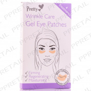 4 X Wrinkle Treatments Gel Under Eye Patches Youthful Glow Firm/lift/rege