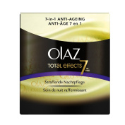Olaz (olay) Anti-ageing Care Total Effects Night Cream 50 Ml Jar
