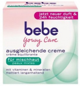 Bebe Young Care 08480 Balancing Cream 50 Ml