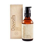 """Douvall""""s Organic Argan Oil Moisturiser 50ml"""