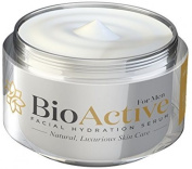 Bio Active Facial Hydration Serum Anti Wrinkle Anti Ageing Face Cream Men New!