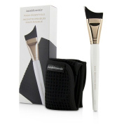 Bareminerals Mask Essentials - Smoothing Brush And Removal Cloth 2pcs Womens
