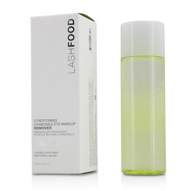 Lashfood Conditioning Chamomile Eye Makeup Remover 100ml Womens Skin Care