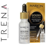 Marion Golden Skin Care Face, Neck And Cleavage Serum With Hyaluronic Acid 20 Ml