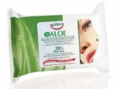 Equilibra Aloe Vera Make Up Remover Wipes 25wipes