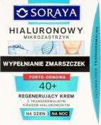 Soraya Hyaluronic Microinjeciton 40+ Day/night Cream 50ml Krem Dzien Noc