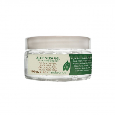 100g 99.9% Pure Aloe Vera Gel