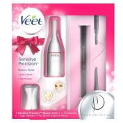 Veet Sensitive Precision Beauty Styler Pack New