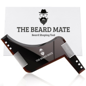 Beard Shaping Tool Template Beard Shaper Tool Plus Comb For Line Up And Edging