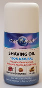 One Planet Shaving Oil 100% Natural Pump Spray 30ml - Holiday Hand Luggage Safe