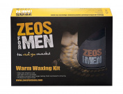 Zeos For Men Warm Waxing Kit
