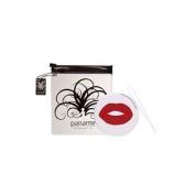 Paname-paris Depilation Kit Mirror Red Lips And White Tweezer