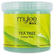 Mylee Tea Tree Wax For Sensitive Skin Salon Professional Full Body Hair
