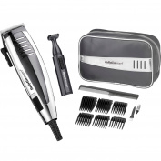 Babyliss For Men 7448bgu Professional Hair Clipper Set In Silver New
