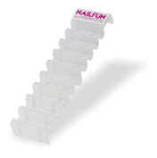 """Nailfun """"satin"""" Brush Stand For Up To 9 Brushes/tools"""