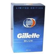 ** Gillette Blue After Shave Splash 50ml Exp 04/17 New ** Mens