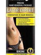 Vanity Laser Expert Professional & Precise 5 Min Hair Removal Cream For Bikini