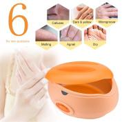 Paraffin Therapy Bath Wax Pot Warmer Beauty Salon Spa Wax Heatment Equipment Pk
