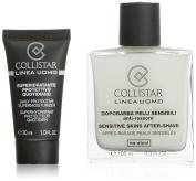 Collistar Linea Uomo Daily Protective Set For Men Sensitive Skins After Shave 30