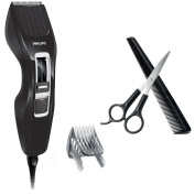 Philips Series 3000 Hair Clipper Hc3410/13 With Dualcut Technology With Sciss...