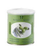 Beauty Image Olive Oil Warm Wax 800g New