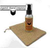 Organic Beard Luxury Beard Shaving Cream With Argan Oil 100ml .