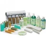 Clean+easy Waxing Spa Kit