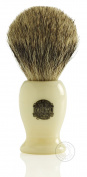 Progress Vulfix 660 Pure Badger Shaving Brush - Medium - Ebony