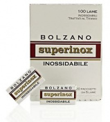 Bolzano Superinox Inossidabile Double Edge (de) Razorblade - 5 Blades