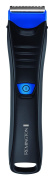 Remington Bht250 Delicates Body And Hair Trimmer - Black/blue